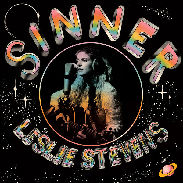 Leslie Stevens - Sinner CD