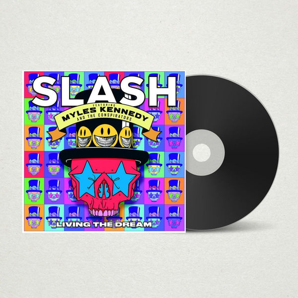 Slash Featuring Myles Kennedy - Living the Dream CD