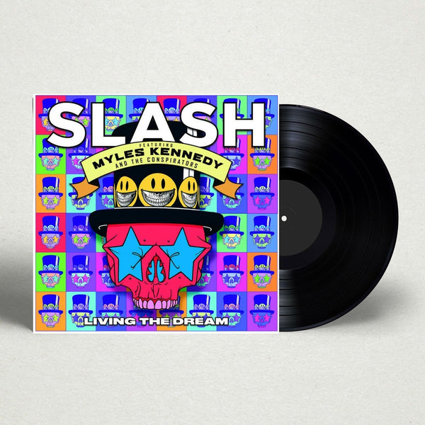 Slash Featuring Myles Kennedy - Living the Dream Double Vinyl