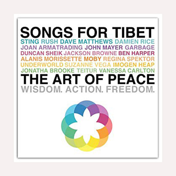 Dalai Lama - Songs for Tibet 2008 CD