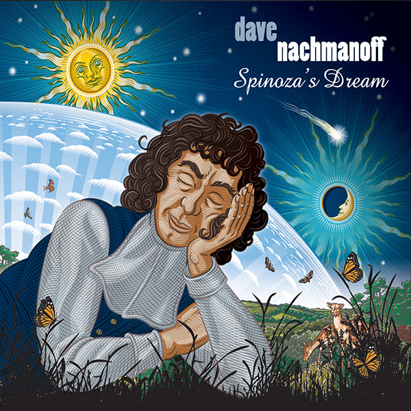 Dave Nachmanoff - Spinoza's Dream CD