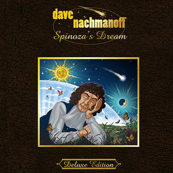 Dave Nachmanoff - Spinoza's Dream Deluxe Edition CD
