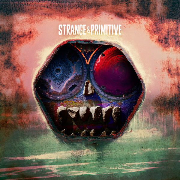 Strange and Primitive - Self Titled CD & Download