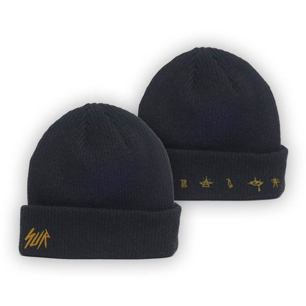 SUR - Embroidered Beanie