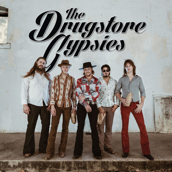 The Drugstore Gypsies - Self Titled Album Cd + Download
