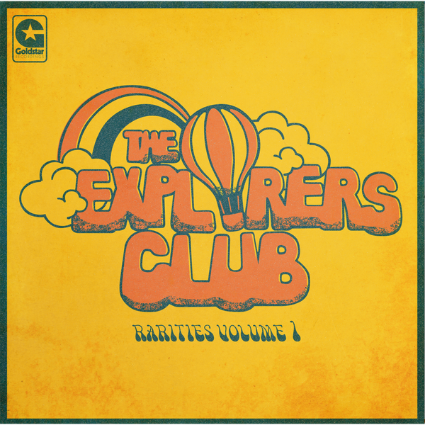 The Explorers Club - Rarities Vol. 1 CD (PRESALE 02/01/21)