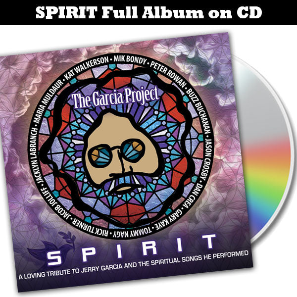 The Garcia Project - Spirit CD