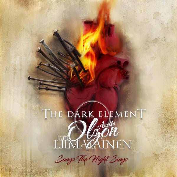 The Dark Element - Songs The Night Sings CD