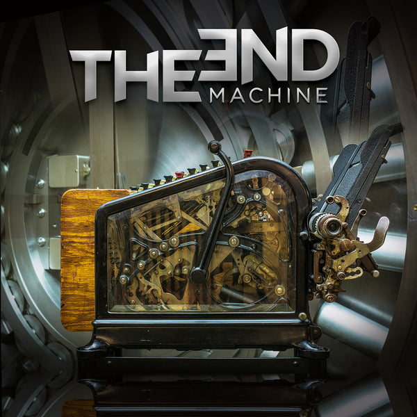 The End Machine - Silver Color Vinyl