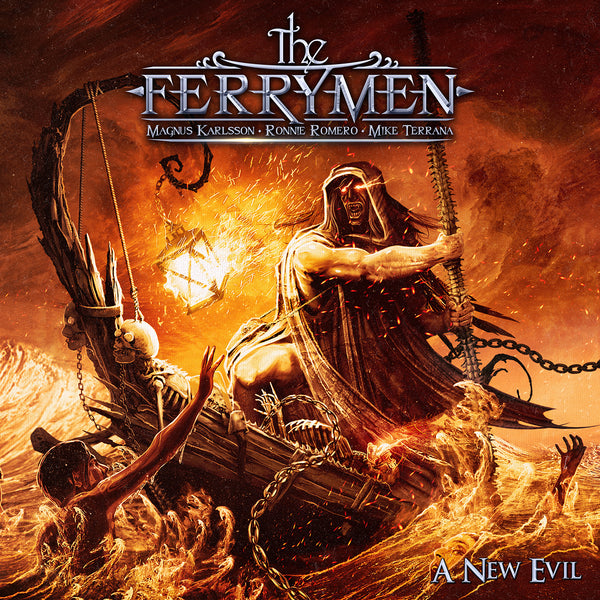 The Ferrymen - A New Evil CD
