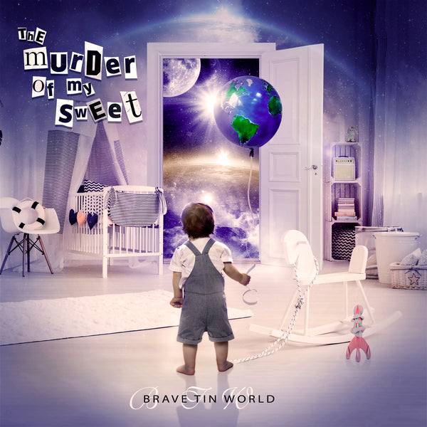 The Murder Of My Sweet - Brave Tin World CD (PRESALE 12/06/19)
