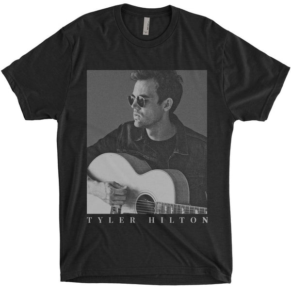Tyler Hilton - City On Fire Tour Tee