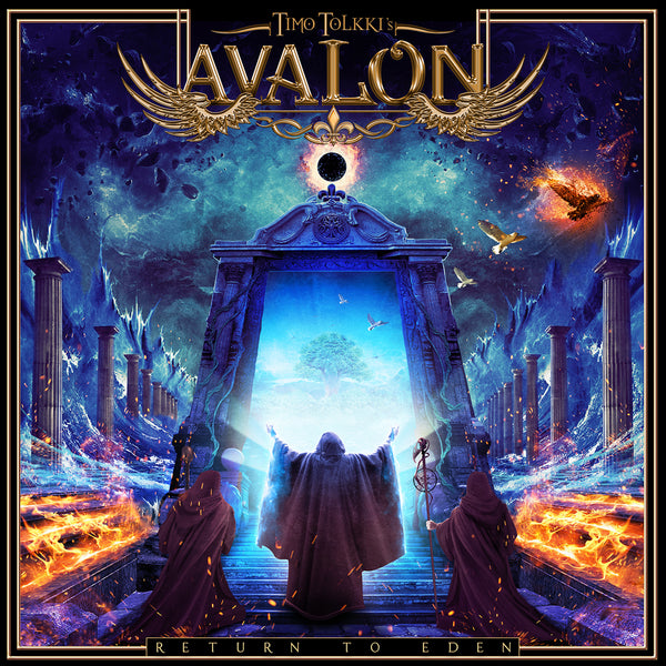 Timo Tolkki's Avalon - Return To Eden CD