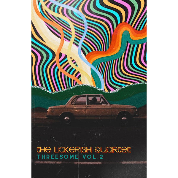 The Lickerish Quartet - Threesome Vol. 2 Poster
