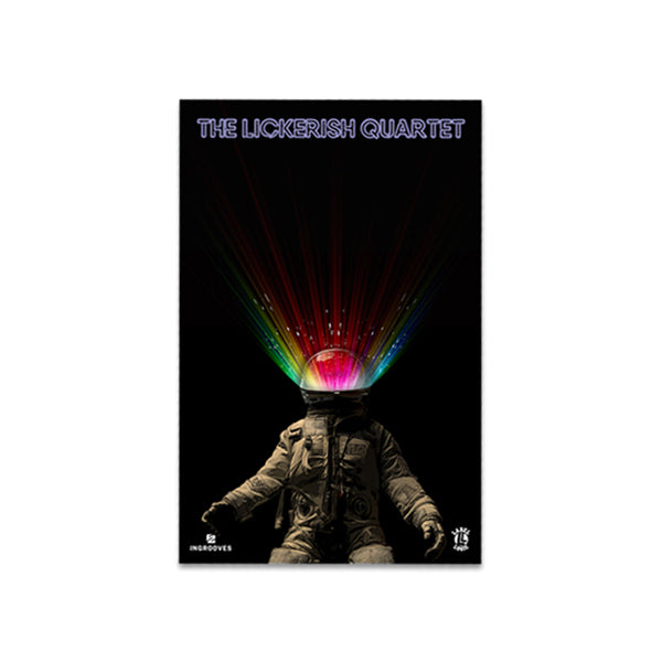 The Lickerish Quartet - Poster (11x17)