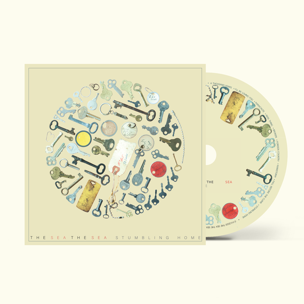 The Sea The Sea - Stumbling Home CD (PRESALE 08/28/20)