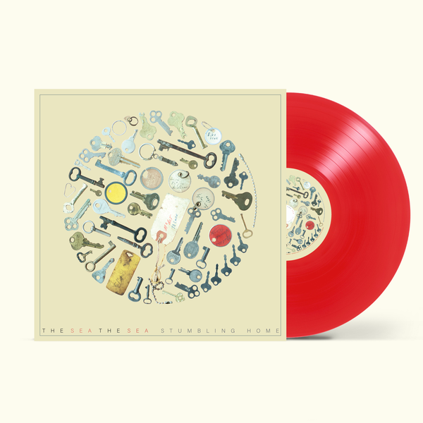 The Sea The Sea - Stumbling Home Limited Edition Red Vinyl (PRESALE Sept 2020)
