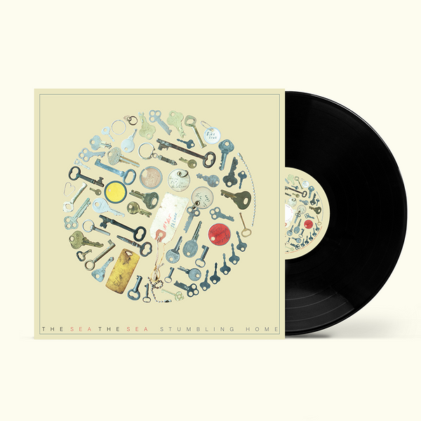 The Sea The Sea - Stumbling Home Vinyl (PRESALE 08/28/20)