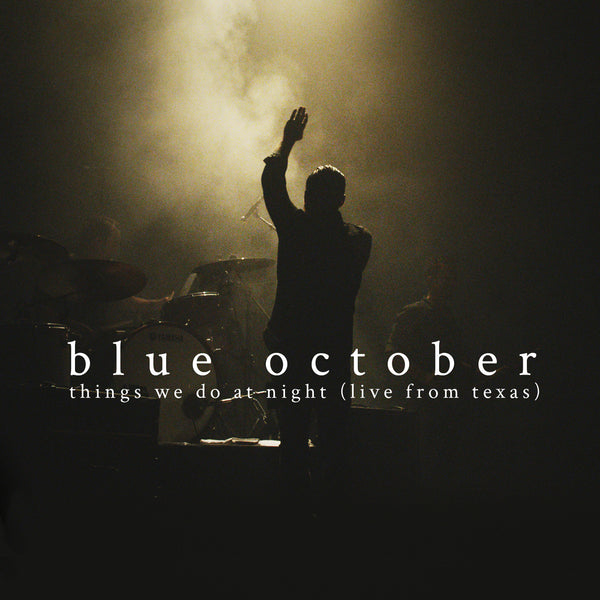 Blue October - Things We Do At Night (Live From Texas) 2-Disc CD