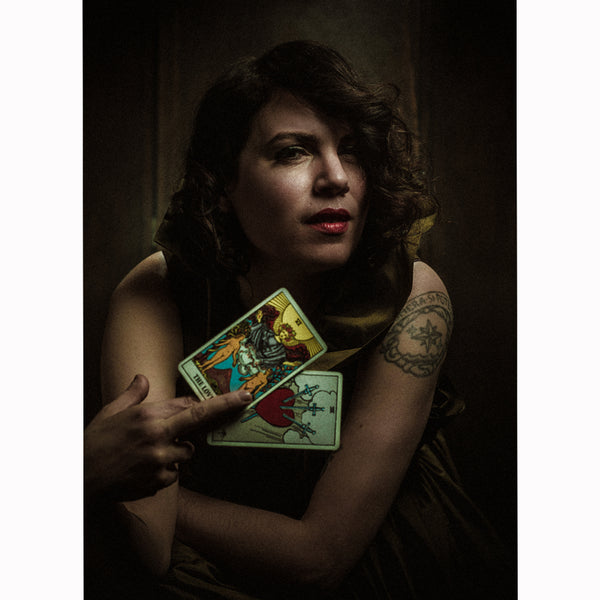 Caitlin Sherman - Tarot Reading (PRESALE 02/14/20)