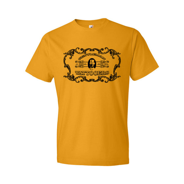 Tattoos On Lamar - Shop Shirt (Gold)