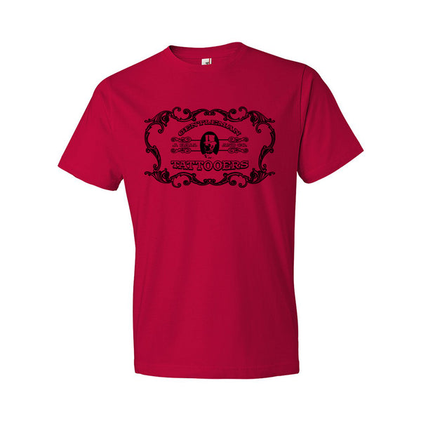 Tattoos On Lamar - Shop Shirt (Red)