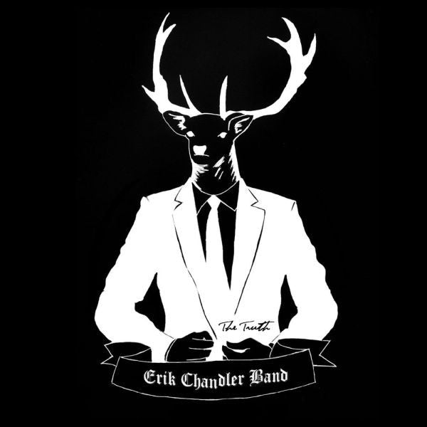 Erik Chandler Band - The Truth CD