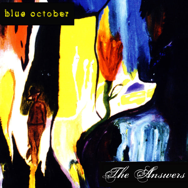 Blue October - The Answers Digital Download