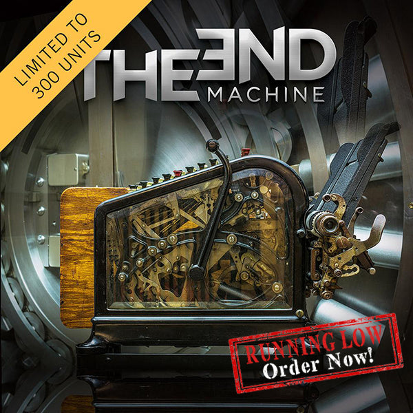 The End Machine - Signed CD