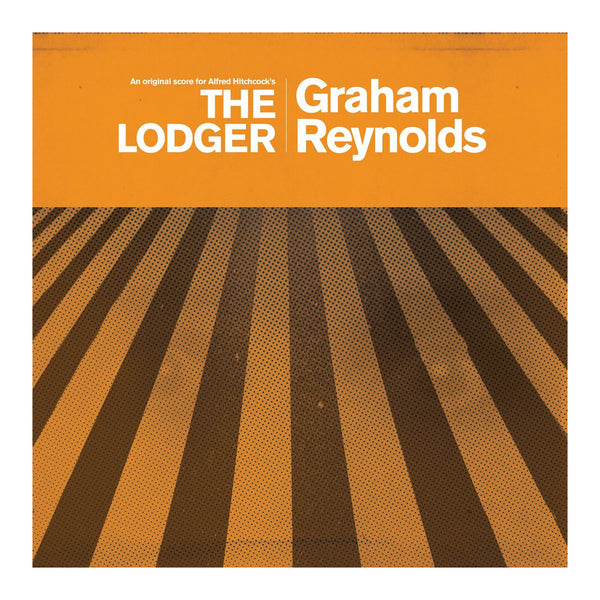 Graham Reynolds - The Lodger Vinyl (PRESALE OCTOBER 2nd)