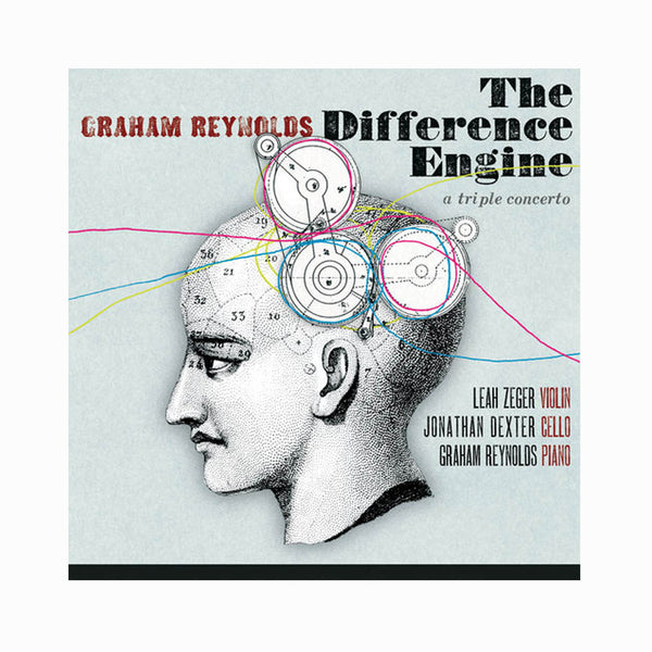Graham Reynolds - The Difference Engine (2019) Double Vinyl