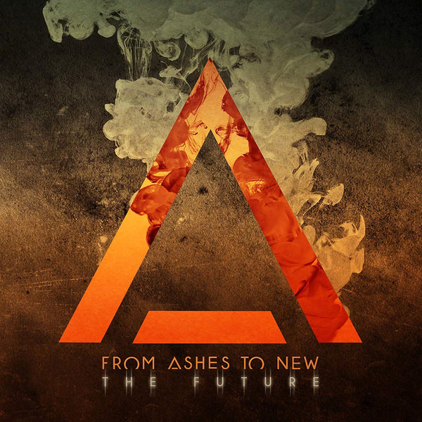 From Ashes to New - The Future CD