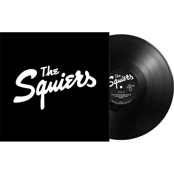 The Squiers - Vinyl EP (feat. members of Nerf Herder)