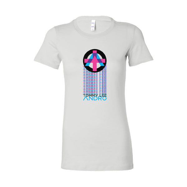 Tommy Lee - Womens Andro Tee