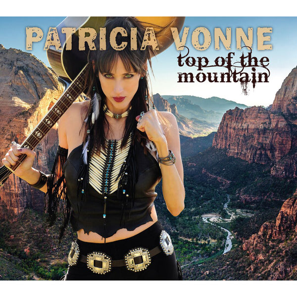 Patricia Vonne - Top of the Mountain