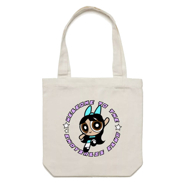 Tia Gostelow - Chrysalis Club Tote Bag