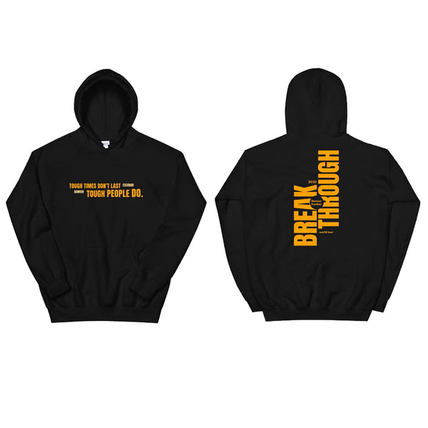 Damien Escobar - Tough People Hoodie