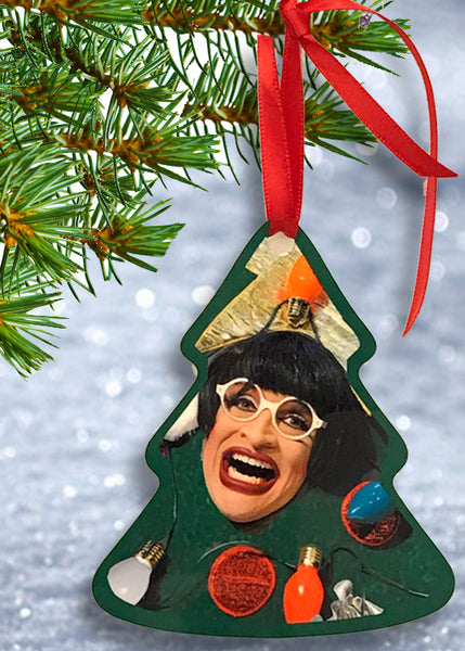 Miss Richfield 1981 - Tree Ornament