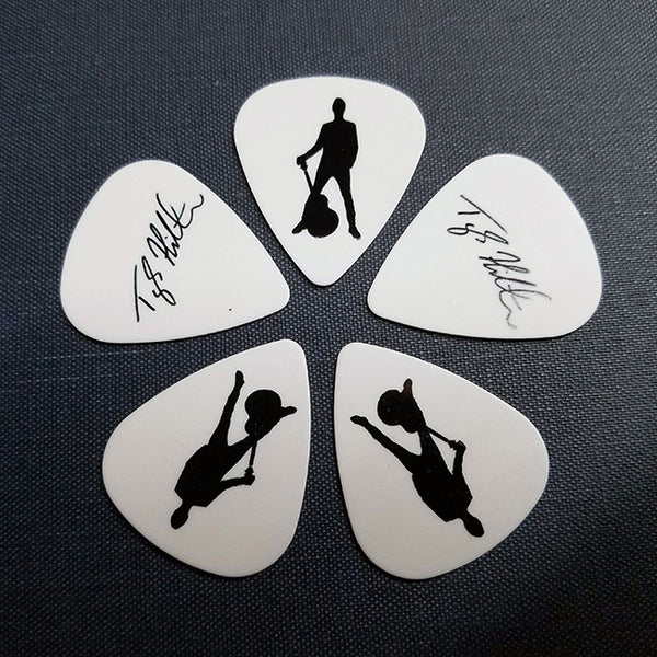 Tyler Hilton - Guitar Picks (Set of 5)