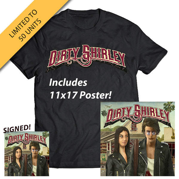 Dirty Shirley - Ultimate Fan Logo Bundle (PRESALE 01/24/20)