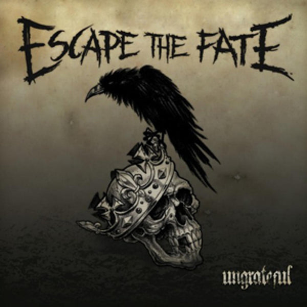 Escape the Fate - Ungrateful CD