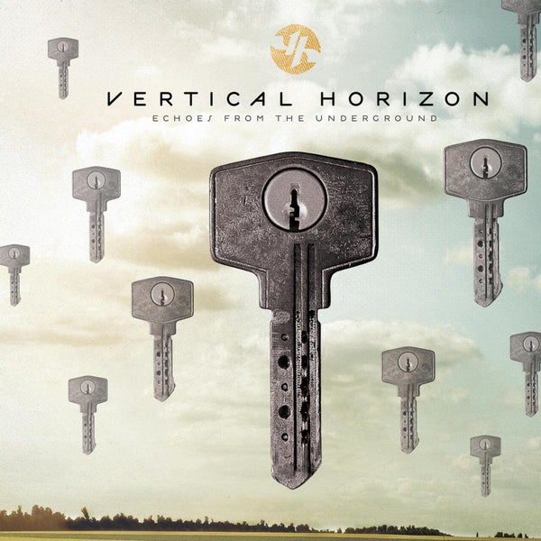 Vertical Horizon - Echoes from the Underground CD