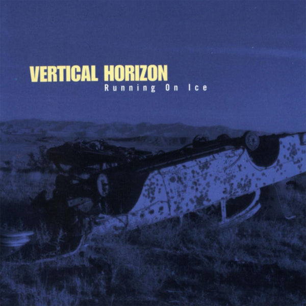 Vertical Horizon - Running on Ice CD