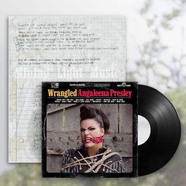 Angaleena Presley - Cheer Up Little Darling Vinyl Bundle