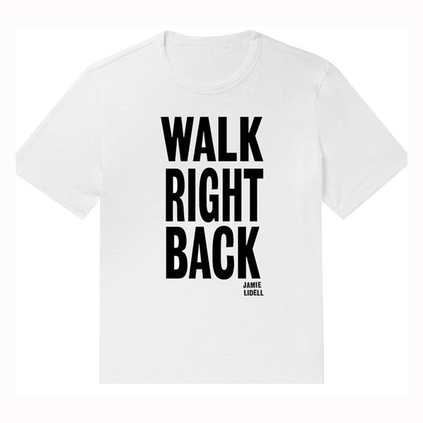 Jamie Lidell - Walk Right Back Tee