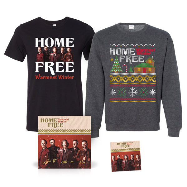 Home Free - Warmer Bundle (PRESALE 11/06/20)