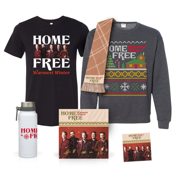 Home Free - Warmest Bundle (PRESALE 11/06/20)