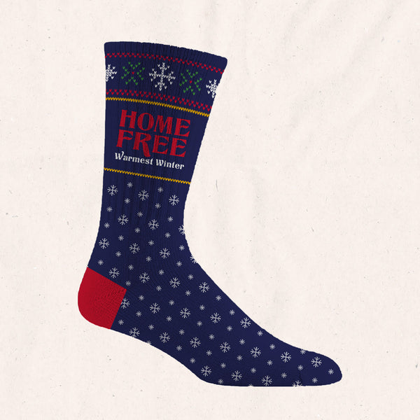 Home Free - Warmest Winter Socks (PRESALE DEC 2020)