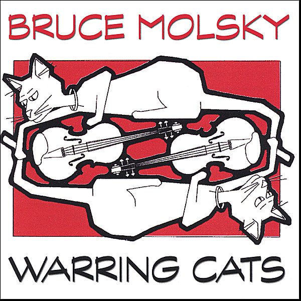 Bruce Molsky - Warring Cats CD