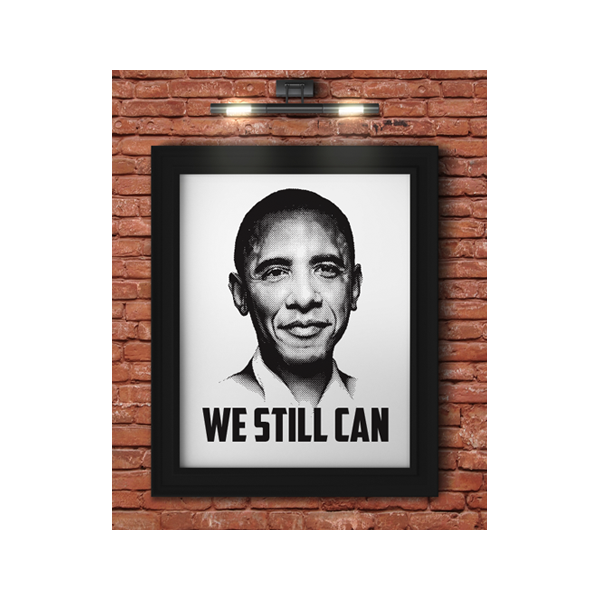 "Citizens For Equality - ""We Still Can"" Poster"